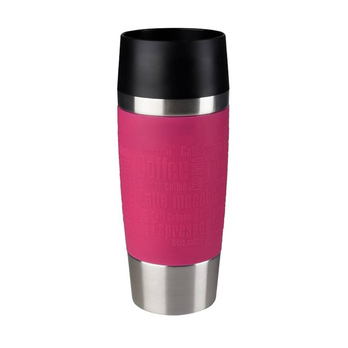 Emsa Travel Mug Thermobecher Himbeere 0,36 Liter